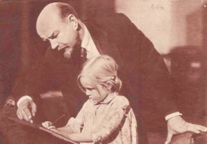 Lenin with Child