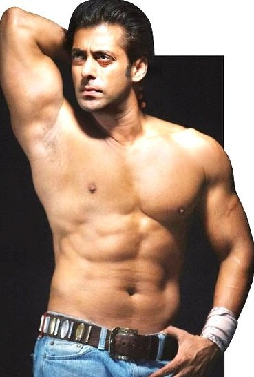 Salman-Khan-six-pack-abs-Body